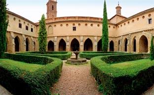 El Monasterio de Piedra potencia su área de eventos