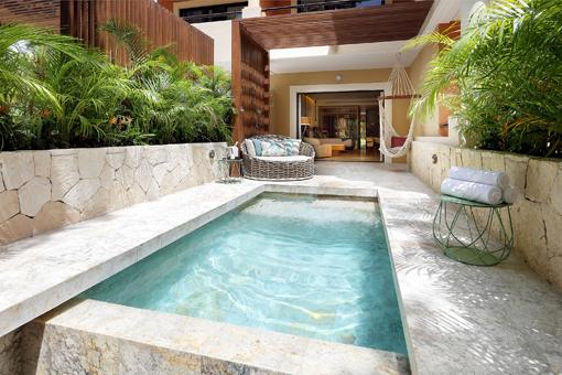 El TRS Yucatan Hotel termina sus reformas