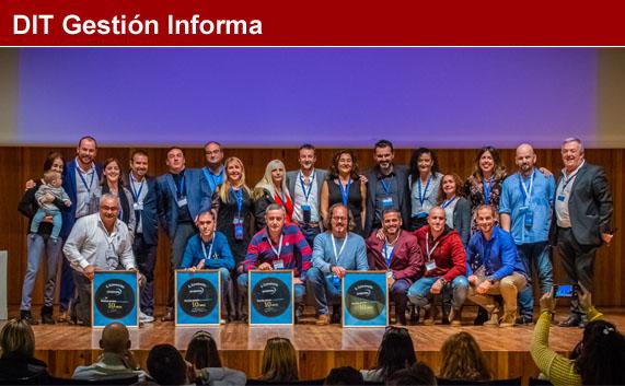 Dit Gestión celebra su III Convención en Punta Umbría, congreso presencial
