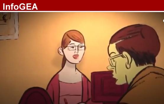 Vídeo: Gea lanza un vídeo cómic a favor de las agencias