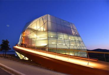 Palacio de Plasencia, finalista del Mies van der Rohe
