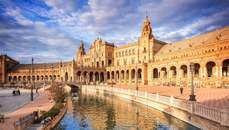 Tres cuartas parte de los hoteles de Sevilla están abiertos