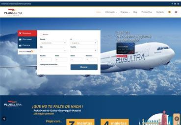 Plus Ultra activa el 'check-in online' para Premier Plus