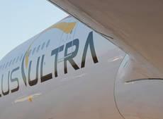 De momento cuenta con dos A340/300.