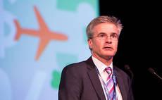 El vicepresidente de servicios financieros y de distribución de IATA, Aleks Popovich.