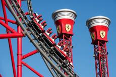 Cuenta atrás para la inauguración de Ferrari Land