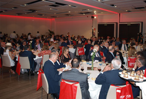 Destacados empresarios y directivos arropan a NEXO en una cena de gala