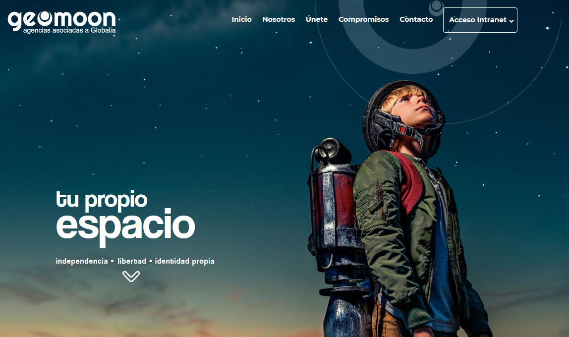 Javier Hidalgo elogia la 'trayectoria' de Geomoon