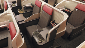 Latam renueva las cabinas de más de 200 aviones