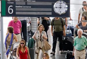 La UE propone medidas que supondrían el fin de la venta de billetes de tren en agencias