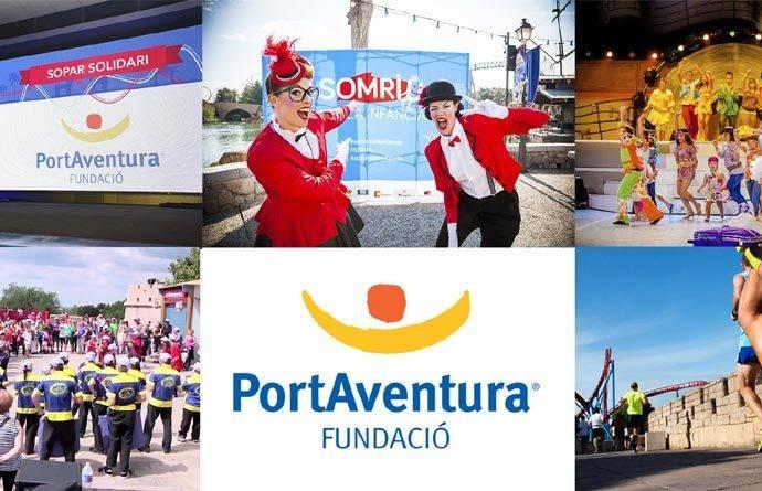 PortAventura culmina un año de eventos solidarios