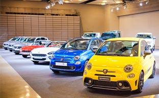 PortAventura acoge reunión de Fiat, Fiat Professional, Abarth