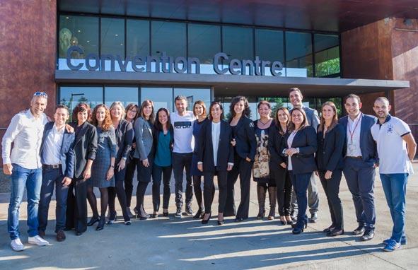 PortAventura Business & Events coordina la jornada del FC Barcelona en el parque