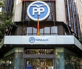 El PP anuncia sus enmiendas para apoyar al Sector