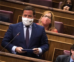 El PP insiste a Sánchez en ayudas al Sector Turístico
