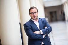 El portavoz de Turismo del PP en el Congreso de los Diputados, Agustín Almodóbar.