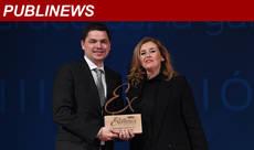CroisiEurope vuelve a ser reconocida con el Premio Excellence