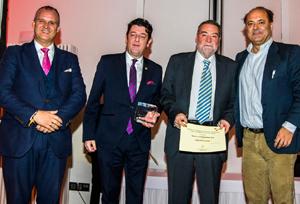 Eugenio de Quesada y Carlos Ortiz, Premios OPC a la Profesionalidad