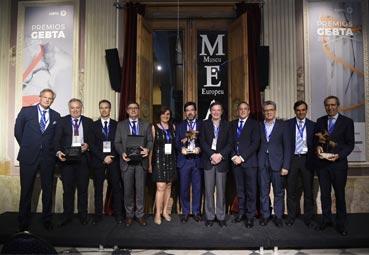 GEBTA España entrega sus premios anuales