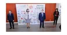Éxito de los premios Hostelería de España, presenciales