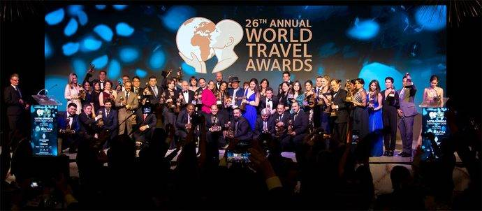 Los ganadores de los World Travel Awards Latinoamérica 2019.