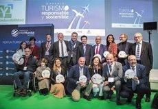 InterMundial, Fitur y OMT premian la sostenibilidad
