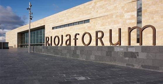 Riojaforum consigue en 2017 la cifra de eventos más alta de los últimos cinco años