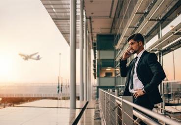 La actividad del 'business travel' se reactiva