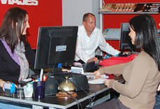 La indemnización por despido se dispara un 77% en el Sector de agencias de viajes