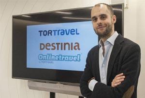 Destinia: 'Tor Travel es mucho más que un banco de camas tradicional'