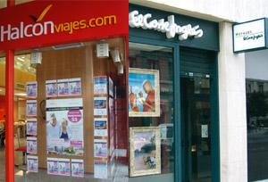 Halcón y Viajes El Corte Inglés tienen las marcas más reconocidas del mercado