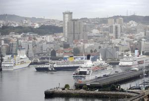 Las compañías de cruceros punteras coinciden: la venta directa es marginal
