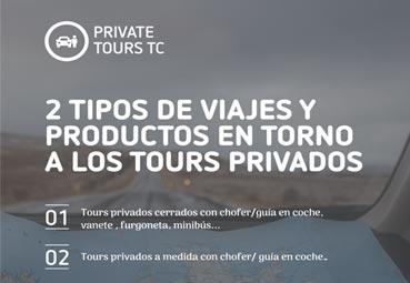 Private Tours TC, el nuevo motor de 'tours' privados