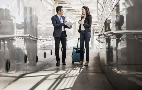 Los viajes de negocios estimulan la creatividad y productividad de los viajeros