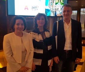 Aragón se promociona en Alemania por las nuevas conexiones aéreas