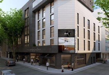 Protur abre su primer hotel urbano en Palma