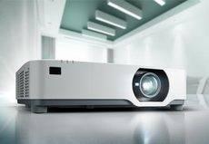 NEC lanza un proyector láser silencioso y potente