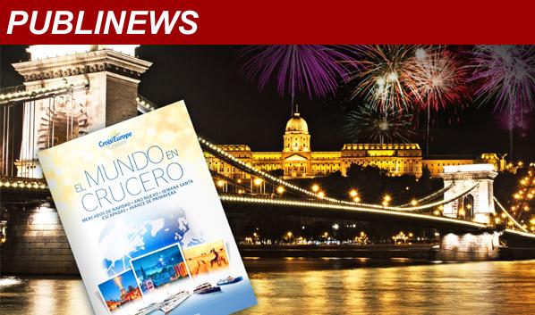 CroisiEurope lanza su nuevo folleto de invierno