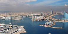 Barcelona es el sexto puerto del mundo que más pasajeros de cruceros recibe.