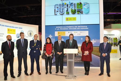 España supera los nueve millones de cruceristas