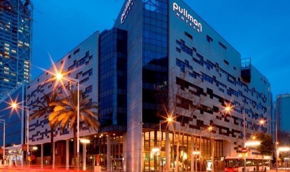 Pullman Barcelona Skipper, mejor hotel de lujo de negocios