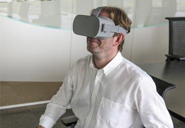 Pullmantur permite conocer sus barcos con realidad virtual