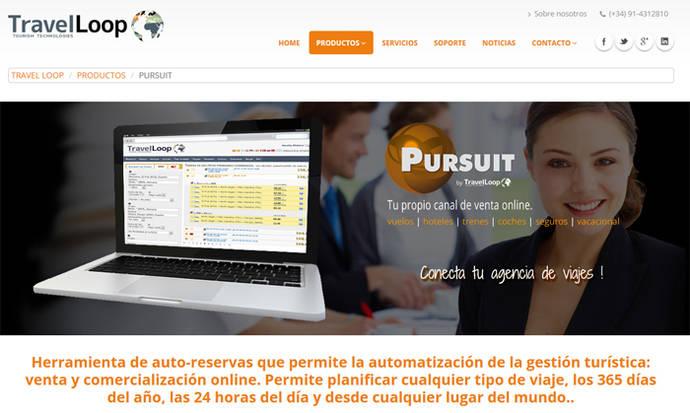 Más del 30% de las reservas realizadas en la plataforma tecnológica Pursuit proceden del Sector de Business Travel