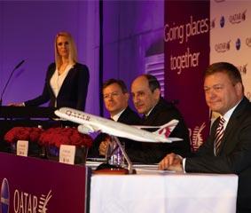Qatar Airways presentará su nueva Clase Business en el mes de marzo