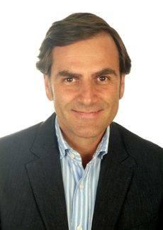 El nuevo director general de CWT España, Rafael Sueiro.