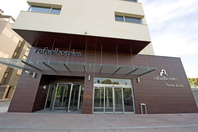 Nuevo director de Rafaelhoteles Madrid Norte
