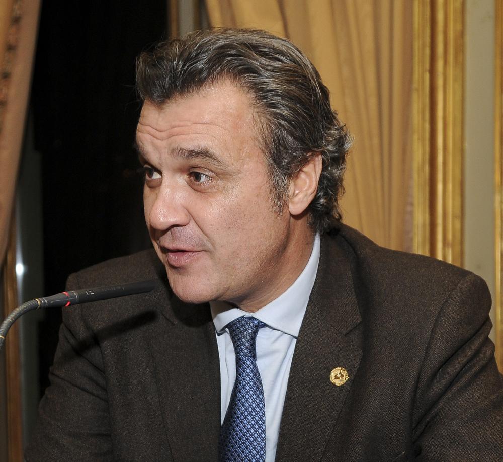 Gallego, reelegido por unanimidad presidente de CEAV