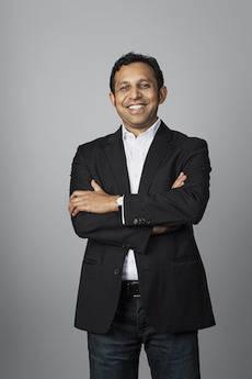 El CEO de OVH, Raj Kamal.