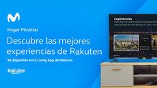 Rakuten y Telefónica : app para consultar eventos y comprar entradas directamente desde Movistar+