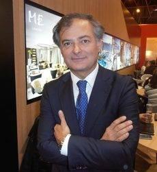 El nuevo presidente del Mallorca Convention Bureau, Ramón Vidal.